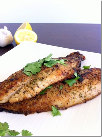 how to cook catfish fillets on the grill