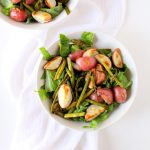 Roasted Red Potatoes Asparagus Salad