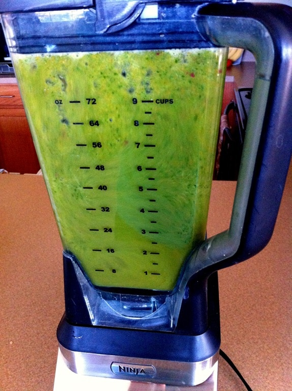 Can you use any Ninja blender as a juicer?
