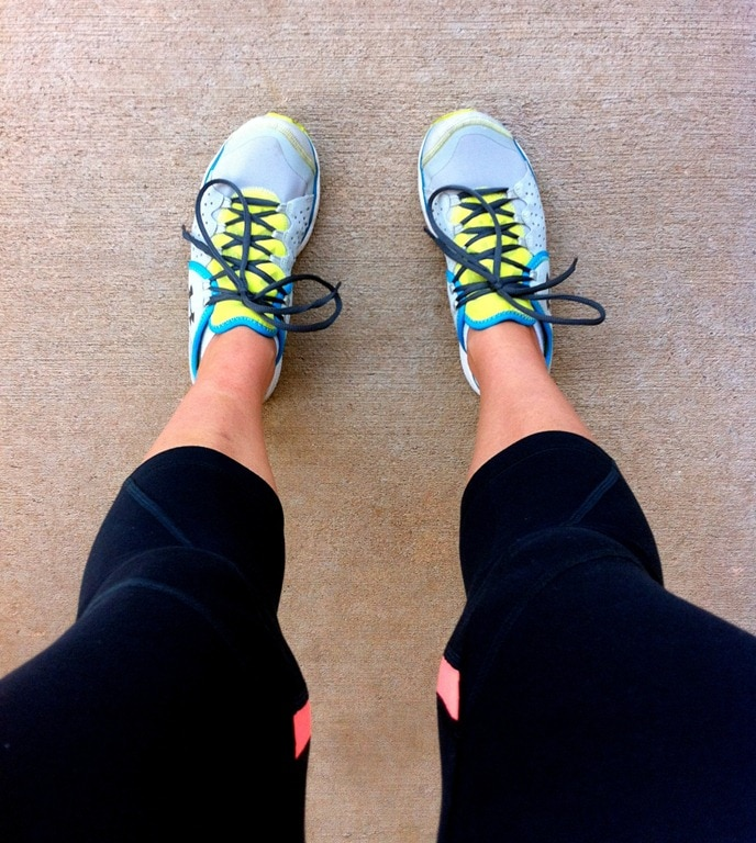 Interval Treadmill Workout + National Running Day!