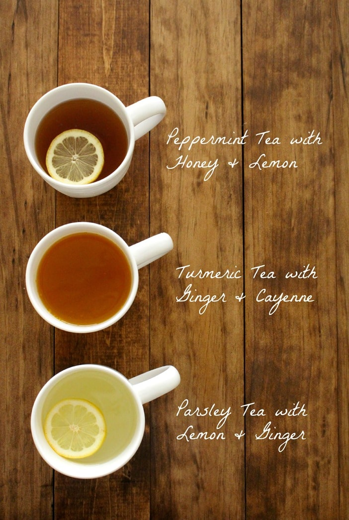 How To Make Lemon Detox Tea To Release Toxins And Fight Bloating