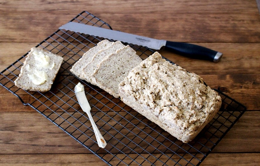 Tips and Tricks for making gluten free bread