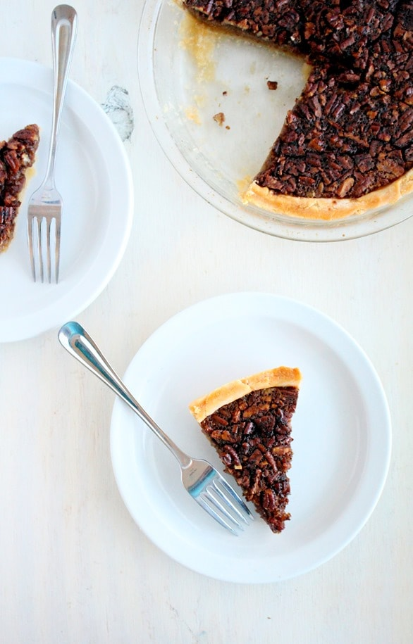 [Grain-Free] Maple Pecan Pie