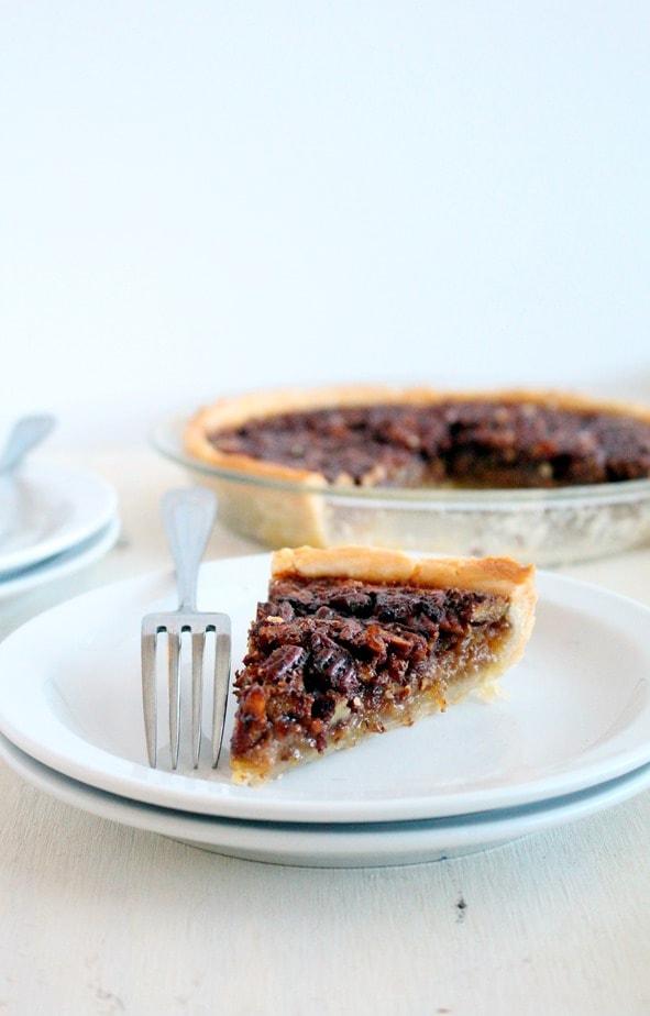 [Grain-Free] Maple Pecan Pie
