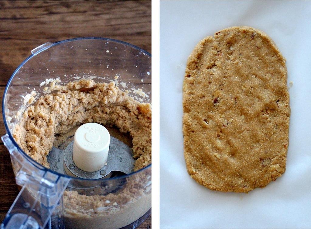 Honey Almond Biscotti Recipe — Dishmaps