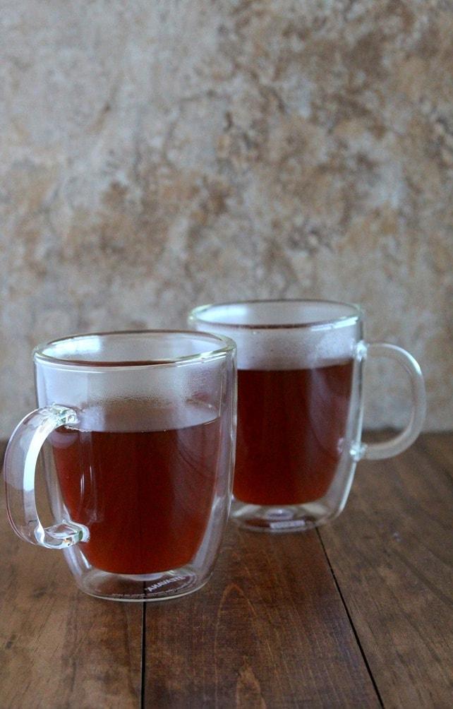 [Dairy-Free] Chai Tea Latte