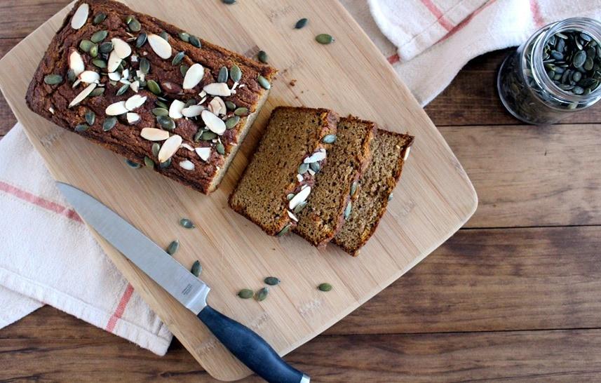 Fall Flavored Quick Bread Recipes