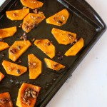 Maple Roasted Butternut Squash