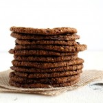 Paleo Chewy Gingerbread Cookies