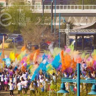 The Color Run Lubbock
