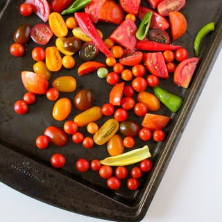 Roasted Garden Salsa