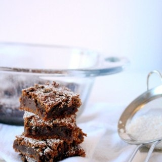 Grain-Free Snickerdoodle Blondies