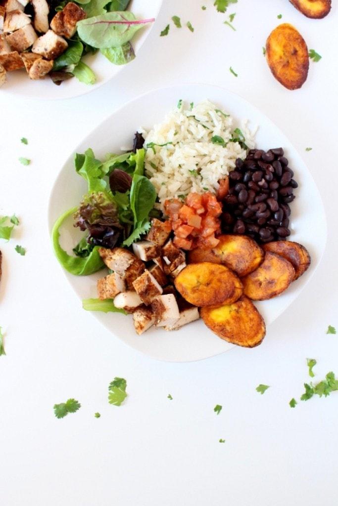 Costa Rican Casado The Wheatless Kitchen