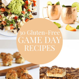 30 gluten-free game day recipes