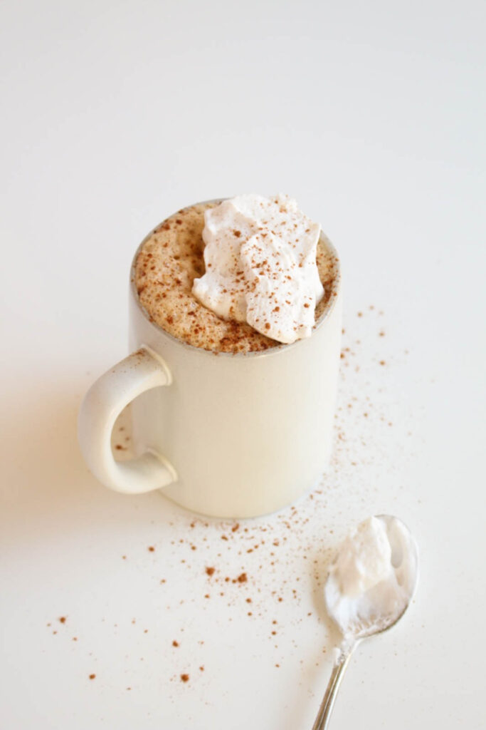 [Dairy-Free] Pumpkin Spice Latte - Hot & Iced!