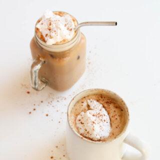 [Dairy-Free] Pumpkin Spice Latte