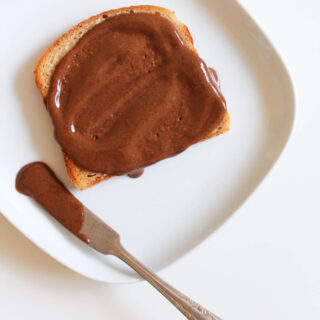 Dairy-Free Homemade Nutella