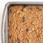 Cinnamon Raisin Quinoa Breakfast Bake
